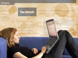 آنلاین در فیسبوک